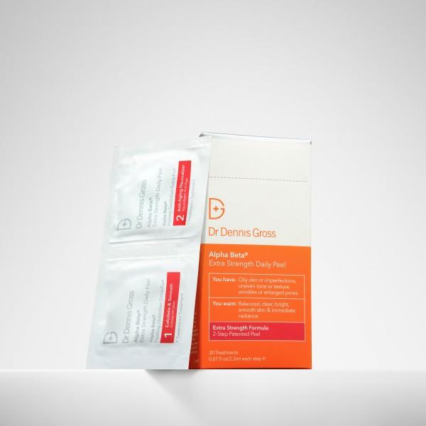 Dr. Dennis Gross Alpha Beta® Peel Extra Strength (30 packettes)