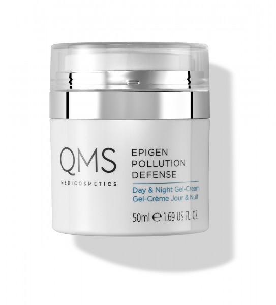 QMS Medicosmetics EPIGEN POLLUTION DEFENSE Day & Night Gel-Cream