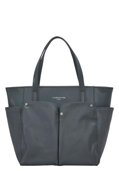 LIEBESKIND Duo Shopper Medium - urban blue