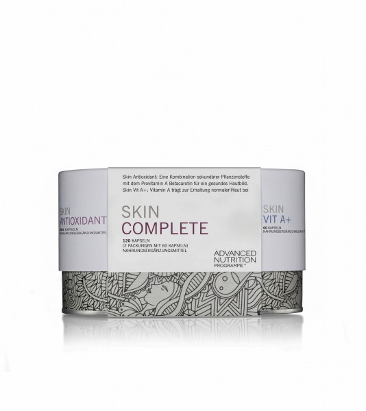 Advanced Nutrition Programme - Skin Complete, 120 Kapseln
