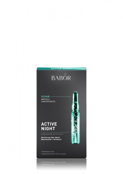 Babor Ampoule Concentrates - Active Night