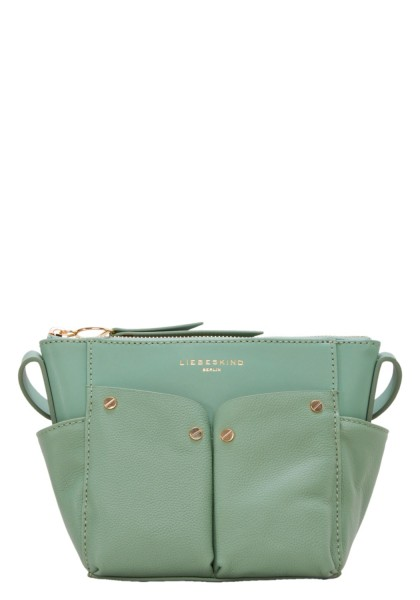 LIEBESKIND Duo Crossbody Small - hedge green