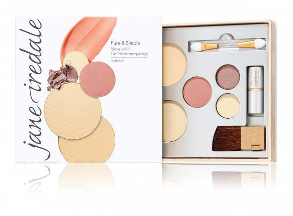jane iredale - Pure & Simple Kit - Medium
