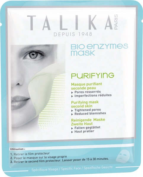 Talika Face_Bio enzymes Mask Purifying