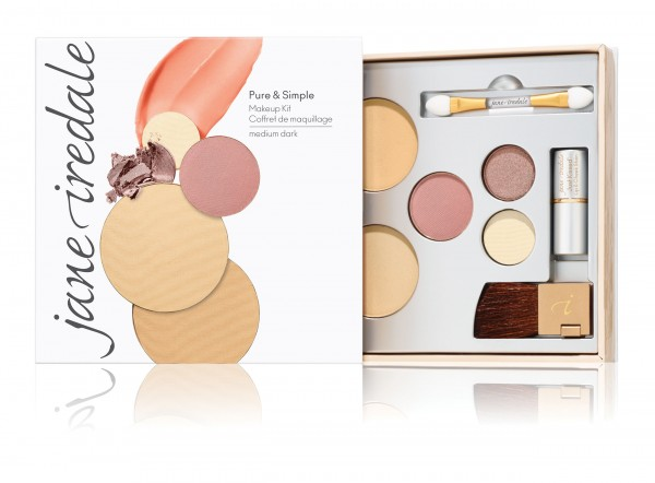 jane iredale - Pure & Simple Kit - Medium Dark