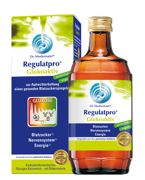 Dr. Niedermaier - Regulatpro® Glukoaktiv