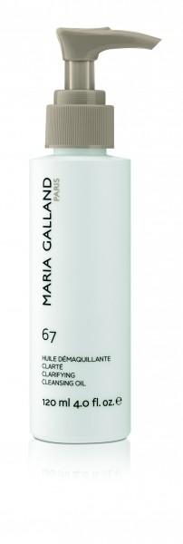Maria Galland 67 HUILE DÉMAQUILLANTE CLARTÉ 120ml-V