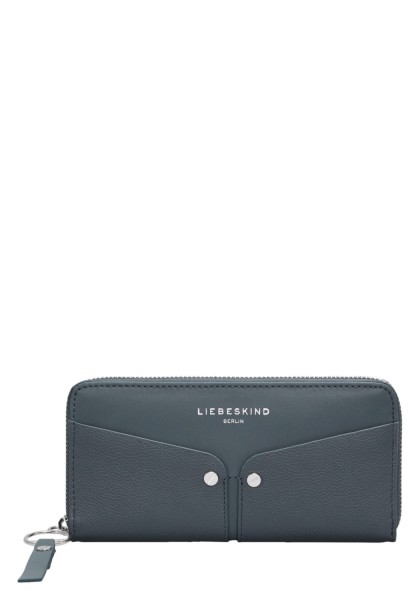 LIEBESKIND Duo Sally Wallet Large - urban blue