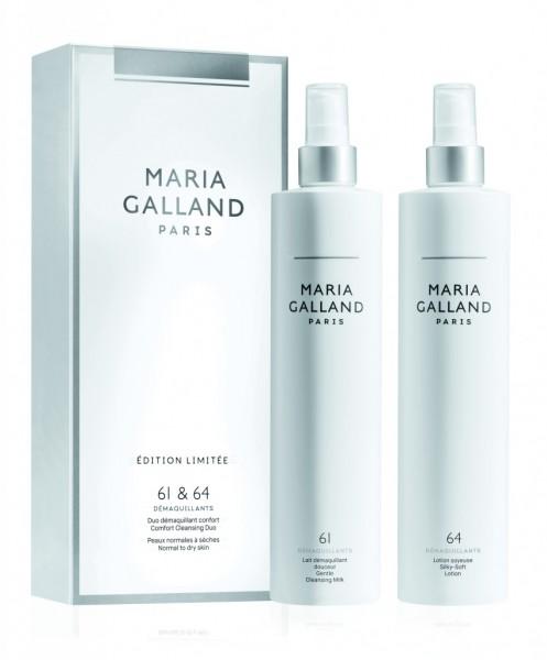 Maria Galland XL Set Demaquillant 61 & 64