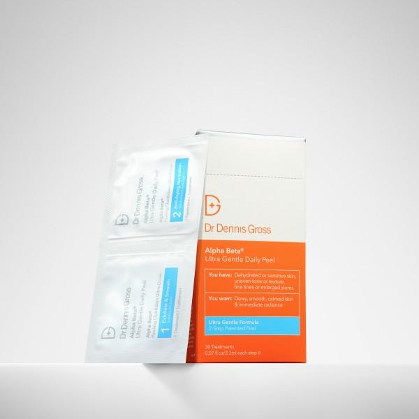 Dr. Dennis Gross Alpha Beta® Peel Ultra Gentle (30 packettes)