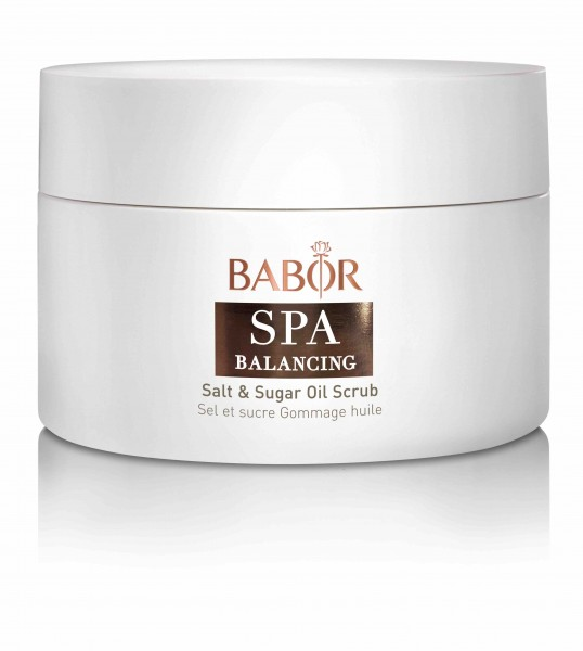 BABOR SPA Balancing - Salt & Sugar Oil Scrub