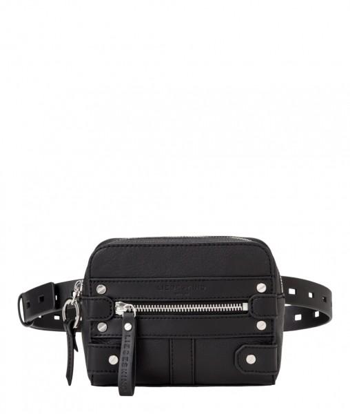 LIEBESKIND Neo Casual Pocket Belt Bag - black