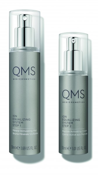 QMS Medicosmetics ADVANCED ION EQUALIZIER SYSTEM 2-step Night Routine
