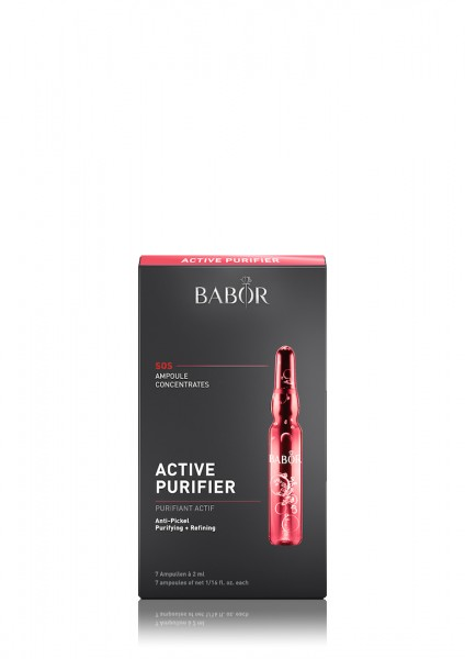 Babor Ampoule Concentrates - Active Purifier