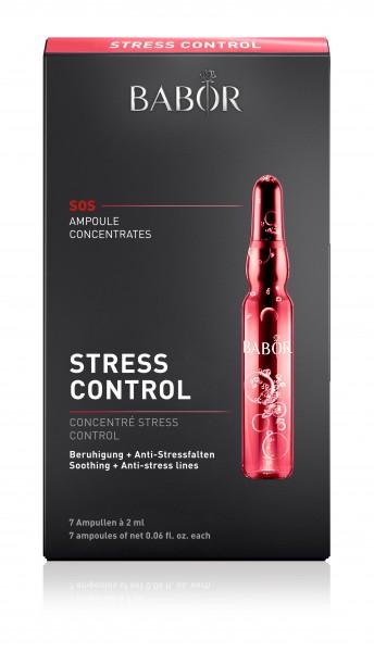 Babor Ampoule Concentrates - Stress Control