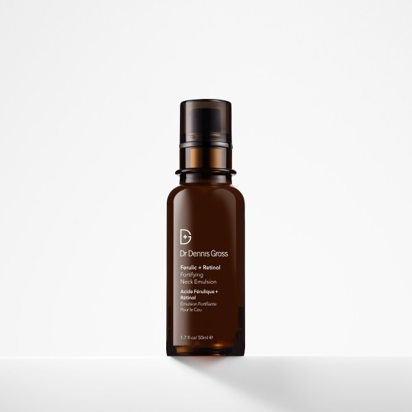 Dr. Dennis Gross Ferulic + Retinol Fortifying Neck Emulsion