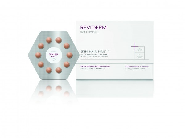 Reviderm Nutric Cosmetics SKIN-HAIR-NAILCARE