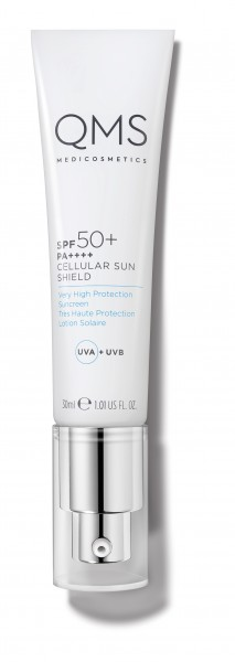 QMS Medicosmetics CELLULAR SUN SHIELD SPF 50 Suncreen Lotion