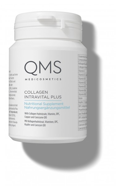 QMS Medicosmetics COLLAGEN INTRAVITAL PLUS Nutritional Supplement