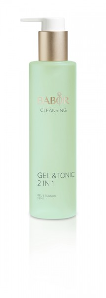 Babor Cleansing - Gel & Tonic 2in1