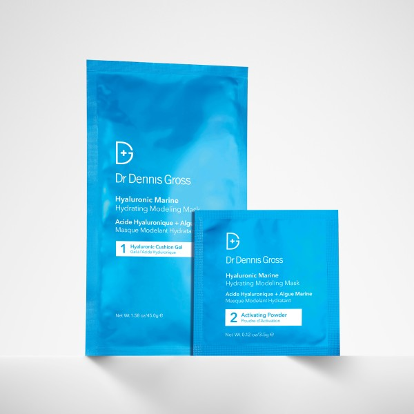 Dr. Dennis Gross - Hyaluronic Marine Infusion Modeling Mask (4 applications)