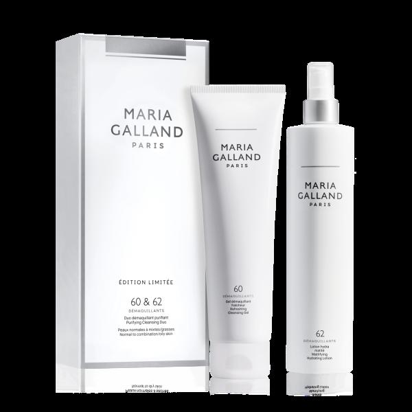 Maria Galland XL Set Duo Démaquillant Purifiant - 60 & 62