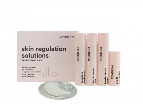 Reviderm Skin Regulation Solutions - barrier repair skincare