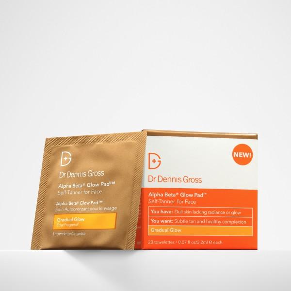 Dr. Dennis Gross Alpha Beta® Gradual Glow Pad (20 applications)