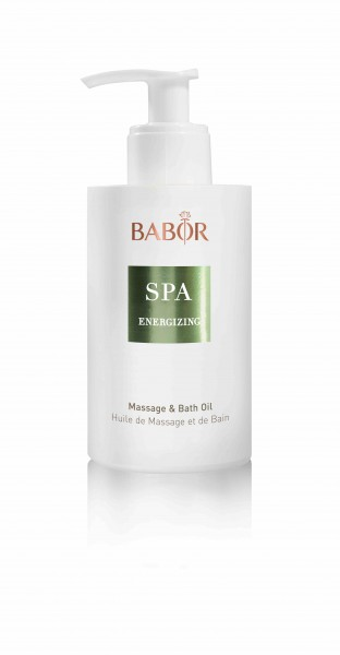 BABOR SPA Energizing - Massage & Bath Oil