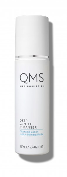 QMS Medicosmetics DEEP GENTLE CLEANSER Cleansing Lotion