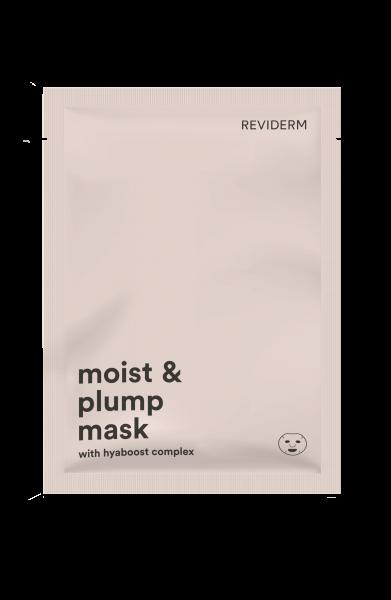 Reviderm moist & plump mask