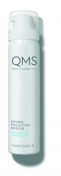 QMS Medicosmetics EPIGEN POLLUTION RESCUE Overnight Mask