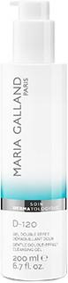 Maria Galland D-120 GEL DOUBLE EFFET DÉMAQUILLANT DOUX