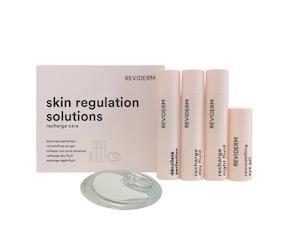 Reviderm Skin Regulation Solutions - recharge skincare