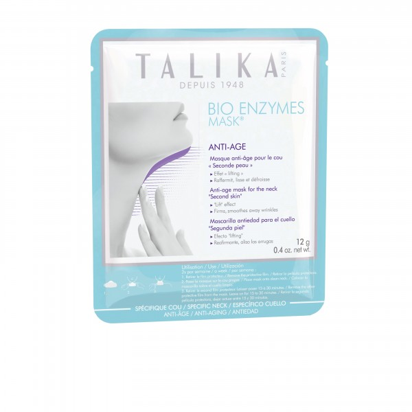 Talika Face_Bio enzymes Mask Neck