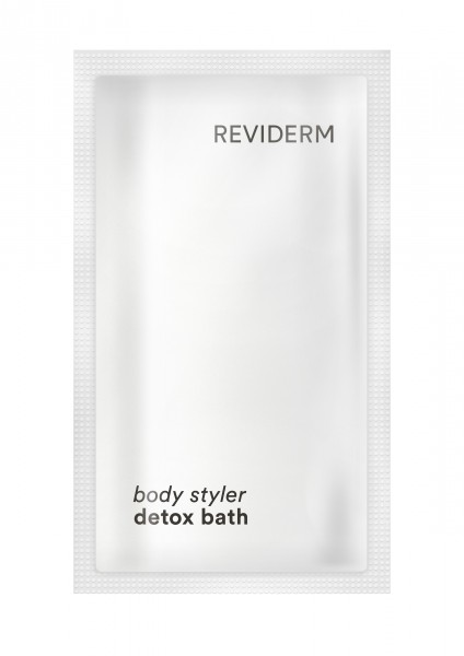 Reviderm Body Styler Detox Bath 12x20g
