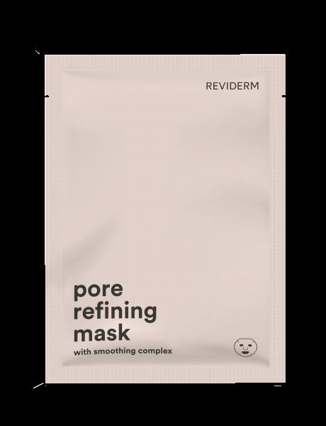 Reviderm pore refining mask