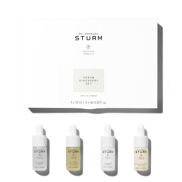 Dr. Barbara Sturm - SERUM DISCOVERY SET (4x10ml)