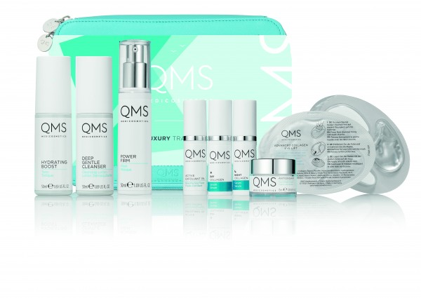 QMS Medicosmetics Luxery Travel Bag
